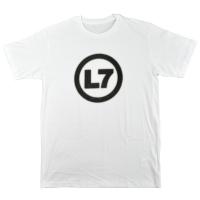 L7 Classic Logo Tシャツ