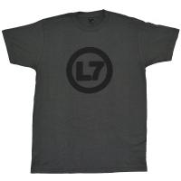 L7 Spray Logo Tシャツ