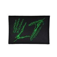 L7 Hand Logo Patch ワッペン