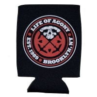 LIFE OF AGONY Logo クージー