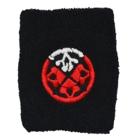 LIFE OF AGONY Embroidered リストバンド