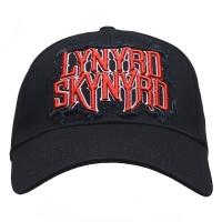LYNYRD SKYNYRD Logo スナップバックキャップ