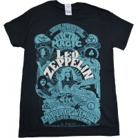 LED ZEPPELIN Electric Magic Poster Tシャツ