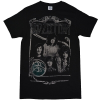 LED ZEPPELIN Good Times Bad Times Tシャツ