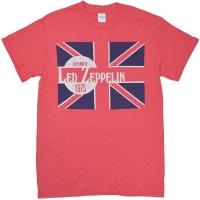 LED ZEPPELIN Evening Of Led Zep 1975 Tシャツ
