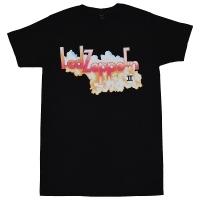 LED ZEPPELIN Led Zep II Logo Tシャツ