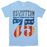 LED ZEPPELIN North American Tour Tシャツ