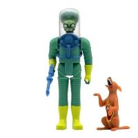 MARS ATTACKS! Destroying A Dog リアクション フィギュア SUPER7