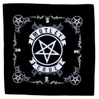 MOTLEY CRUE Pentagram バンダナ