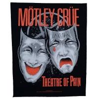 MOTLEY CRUE Theatre Of Pain バックパッチ