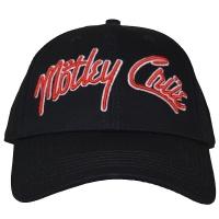 MOTLEY CRUE Logo ベースボールキャップ