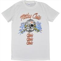 MOTLEY CRUE Vintage Sparkplug GGG Tシャツ