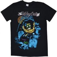 MOTLEY CRUE Feelgood Graveyard Vintage Tシャツ