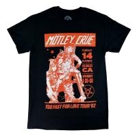 MOTLEY CRUE Whisky A Go Go Tシャツ