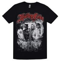 MOTLEY CRUE Greatest Hits Band Shot Tシャツ