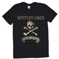 MOTLEY CRUE The End Tシャツ