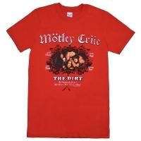 MOTLEY CRUE The Dirt Tシャツ