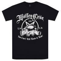 MOTLEY CRUE You Can't Kill Rock & Roll Tシャツ