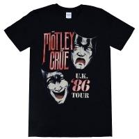 MOTLEY CRUE UK Tour Tシャツ