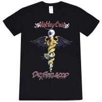MOTLEY CRUE Dr Feelgood Tシャツ