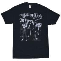 MOTLEY CRUE Band Photo Tシャツ