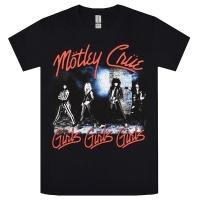 MOTLEY CRUE Smokey Street Tシャツ