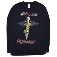 MOTLEY CRUE Dr Feelgood ロングスリーブ Tシャツ