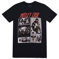 MOTLEY CRUE Motley Pics Tシャツ