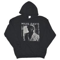 MILES DAVIS Miles Portrait プルオーバー パーカー