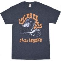 MILES DAVIS Jazz Legend Tシャツ