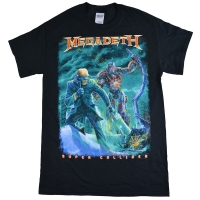 MEGADETH Vic Canister Tシャツ