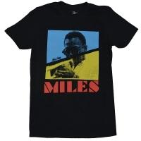 MILES DAVIS Throw Back Tシャツ