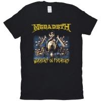 MEGADETH Afterburn Tシャツ