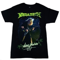 MEGADETH Photo Tシャツ