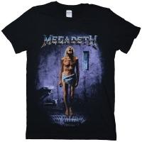 MEGADETH Countdown To Extinction Tシャツ