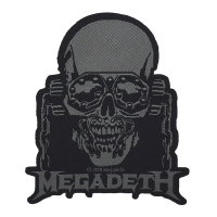 MEGADETH Vic Rattlehead Patch ワッペン