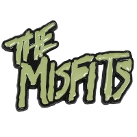 MISFITS 1977 Logo ピンバッジ