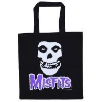 MISFITS Piend Skull Logo トートバッグ