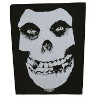 MISFITS Face Skull バックパッチ