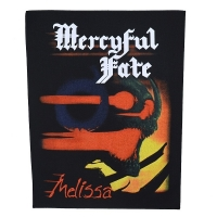 MERCYFUL FATE Melissa バックパッチ