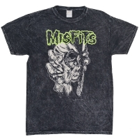 MISFITS Skull With Eye Tシャツ