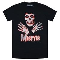 MISFITS Hands Tシャツ