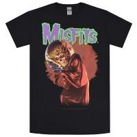 MISFITS Mars Attacks Tシャツ