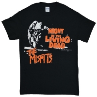 MISFITS Night Of The Living Dead Tシャツ