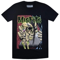 MISFITS Pushead Evil Eye Full Color Tシャツ