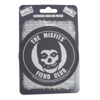 MISFITS Fiend Club ワッペン