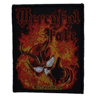 MERCYFUL FATE Don't Break The Oath Patch ワッペン