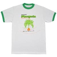 MORT GARSON Plantasia トリム Tシャツ
