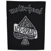 MOTORHEAD Ace Of Spades バックパッチ