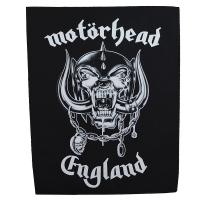 MOTORHEAD England バックパッチ